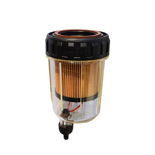 Marpac Qwick View Water Separating Filter- w/Drain, No Head 7-6854