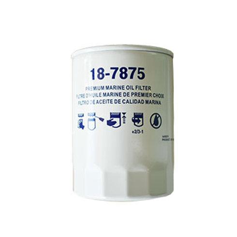 Sierra Oil Filter, Mercury & Yamaha, 18-7875