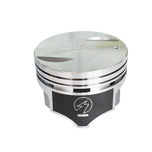 L8 (454 cu in) Silvolite MerCruiser 7.4L piston and piston ring
