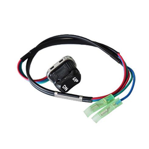 Yamaha OB Trim & Tilt remote control 703-82563-02 01