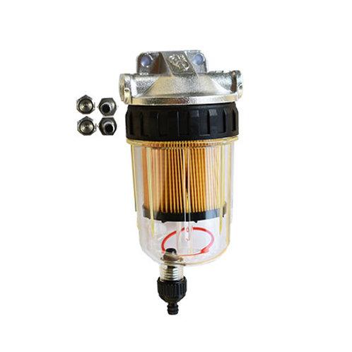 Marpac Qwick View Filter Nichronium Head & Filter Assmb. Kit w/ Drain, 7-6862