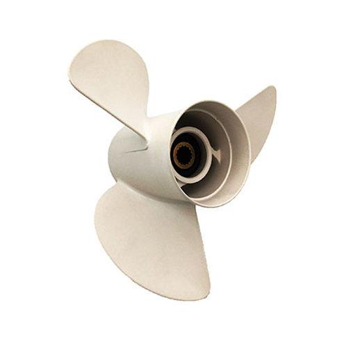 """Yamaha aluminium prop. 150 - 225  w/ 3 blade 14"""" diameter pitch 19"""" 6G5-45945-01"""