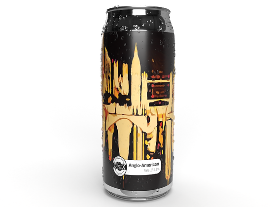 Anglo American Pale (500ml Can)