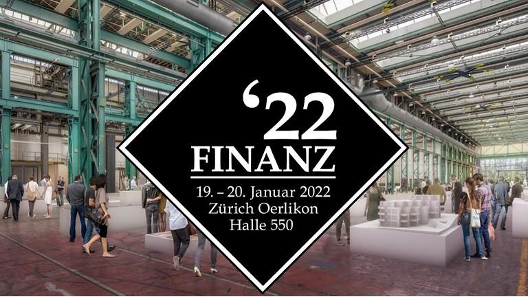 FINANZ'22 - Die grösste Schweizer Finanzmesse