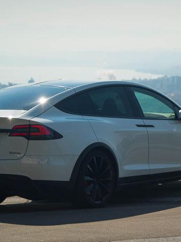 Model X Performance 100D