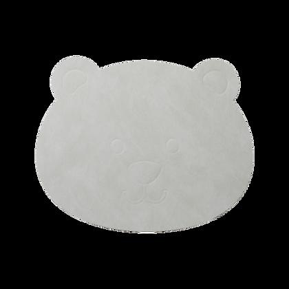 Placemat - Bear - Metallic