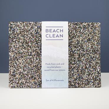 Placemat - Beach Clean - Set van 4