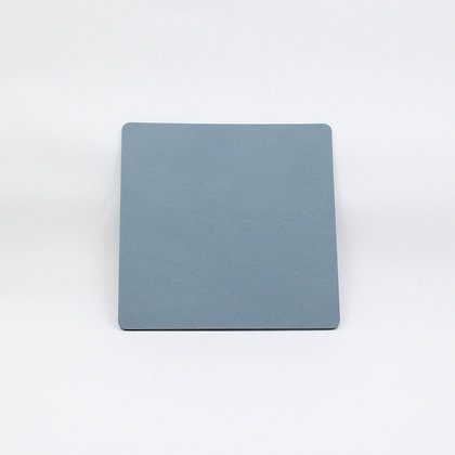 Onderzetter - Square - Light Blue