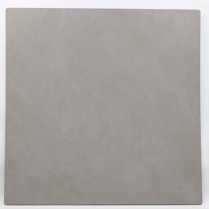 Placemat - Square - Light Grey