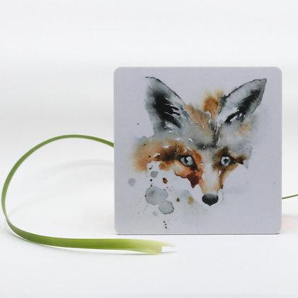Onderzetter - Fox - Set van 2