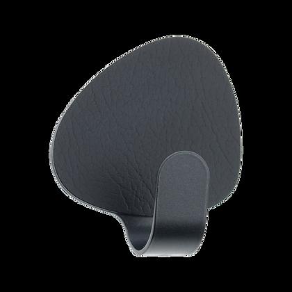Wandhaak Curve - Set van 2 -  Black