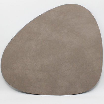 Placemat - Curve - Nomad Grey