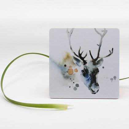 Onderzetter - Reindeer - Set van 2