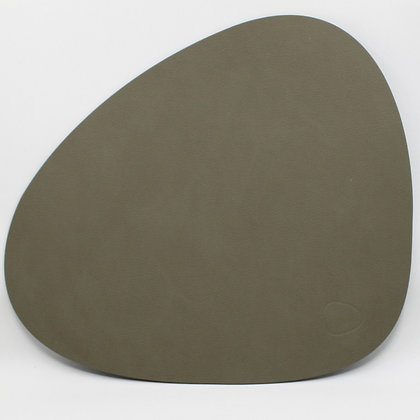 Placemat - Curve - Army Green