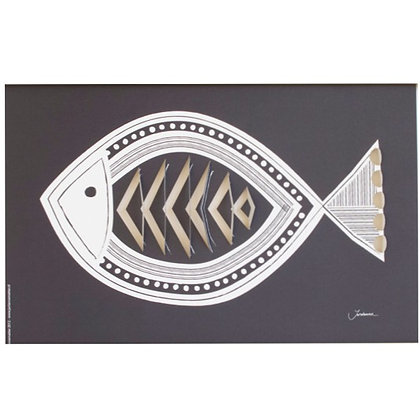 Pop-up Poster- S - Fish