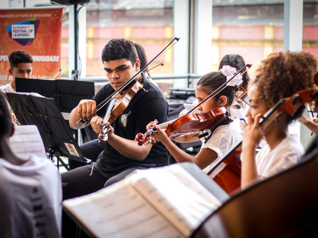 Projeto Som + Eu promove Recital de Violinos em Caxias