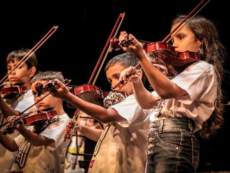 Projeto Orquestra nas Escolas abre inscrições para estudantes da rede municipal de ensino