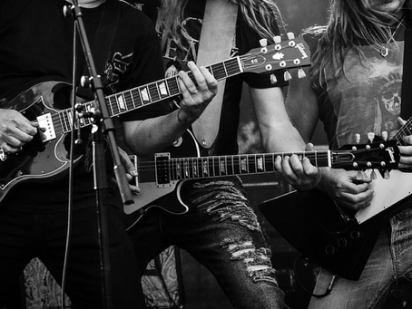 Dia Mundial do Rock na Baixada Fluminense