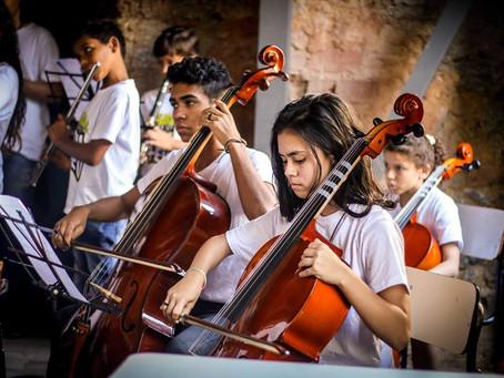 Projeto Som + Eu abre inscrições para aulas de música