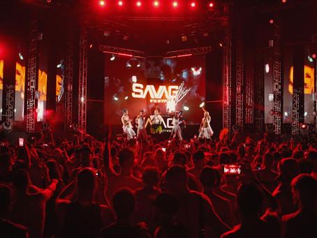 Savage Festival agitou fim de semana com 20 horas de música
