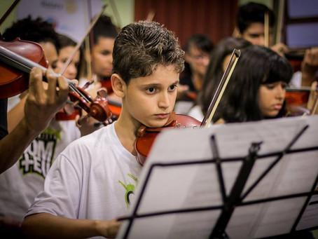 Projeto Som + Eu expande e inicia atividades em Niterói