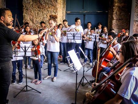 Projeto Som + Eu realiza concerto gratuito em Santa Cruz