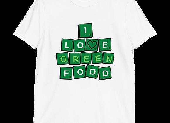 T-shirt I Love Green