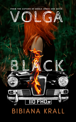 Volga Black by Bibiana Krall