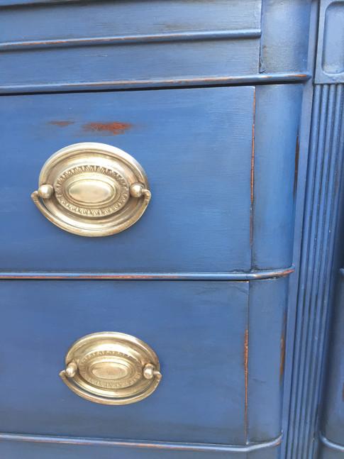 dresser with original hardware