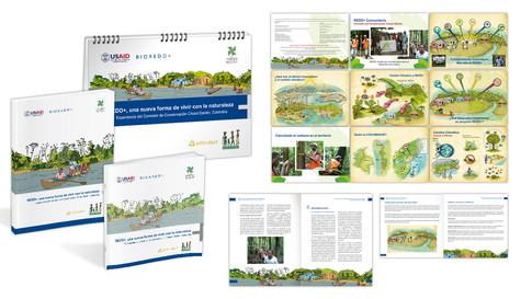 Diseño de material para soporte en ecología