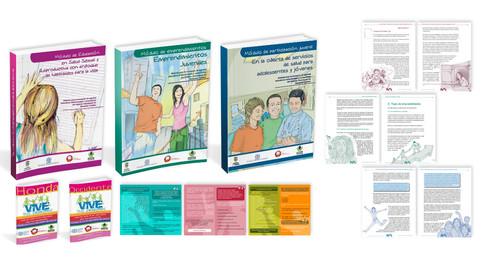 Publicaciones salud sexual y reproductiva