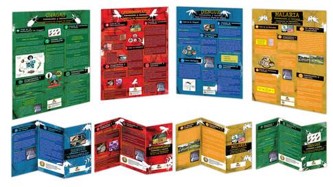 Materiales de soporte para campaña
