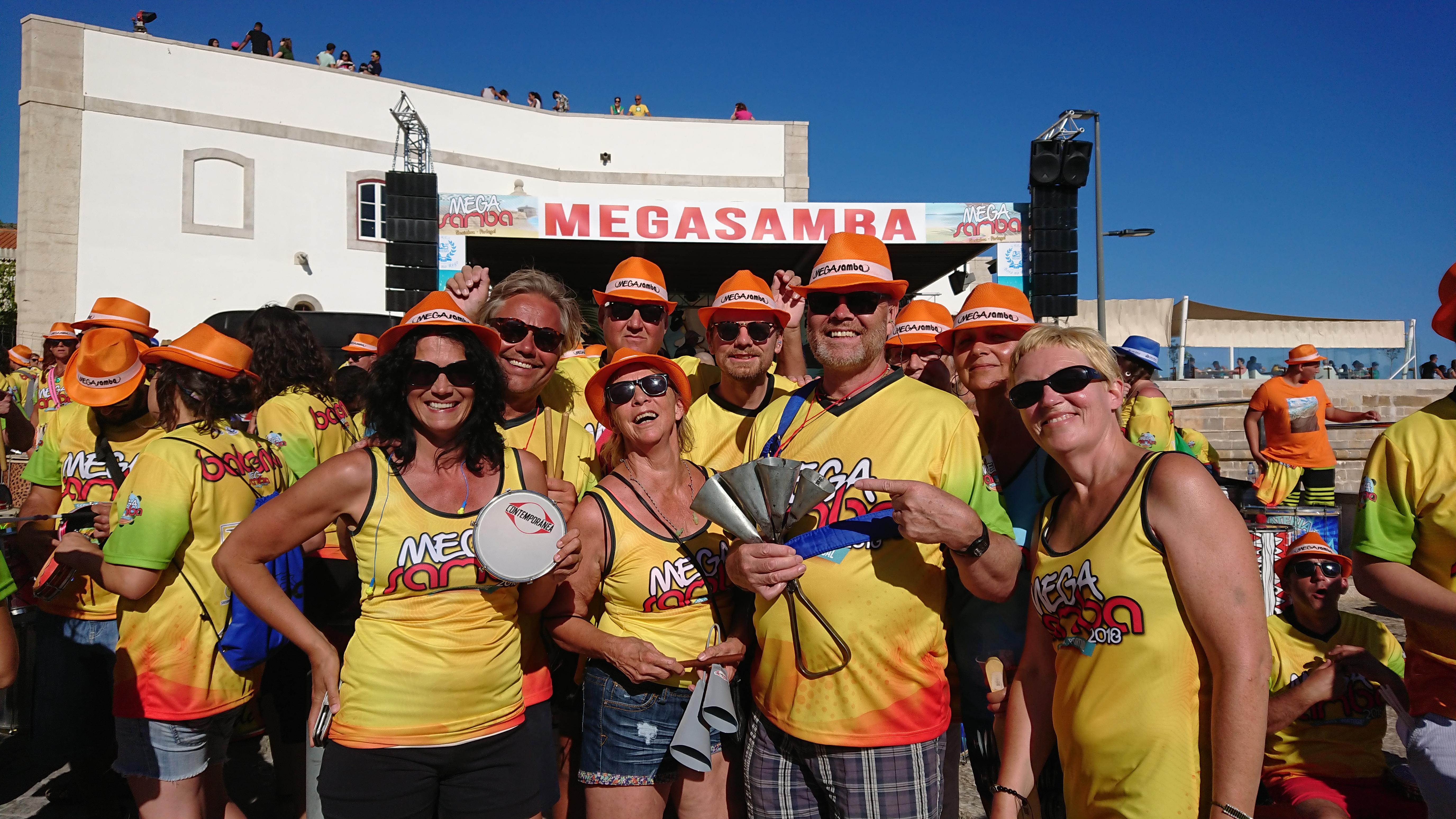 Sesimbra Megasamba Portugal