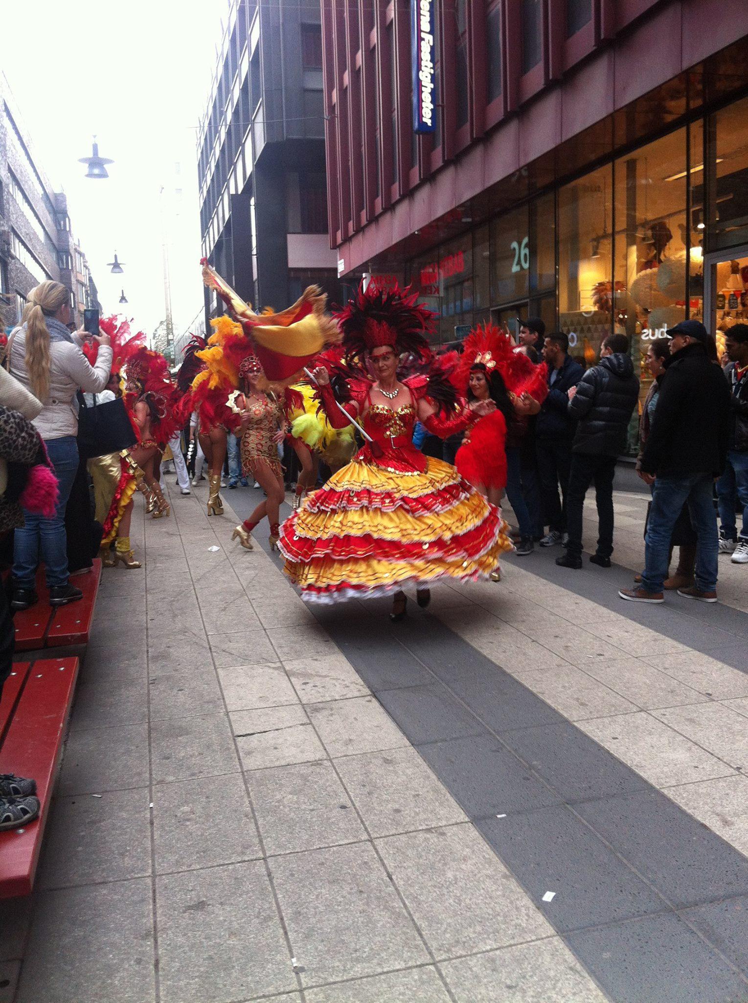 Karneval Drottninggatan