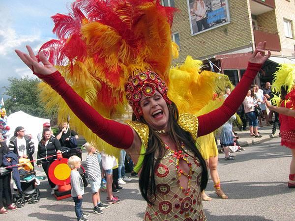 Karneval Valdemarsvik