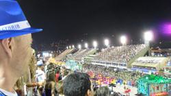 Sambadromen i Rio