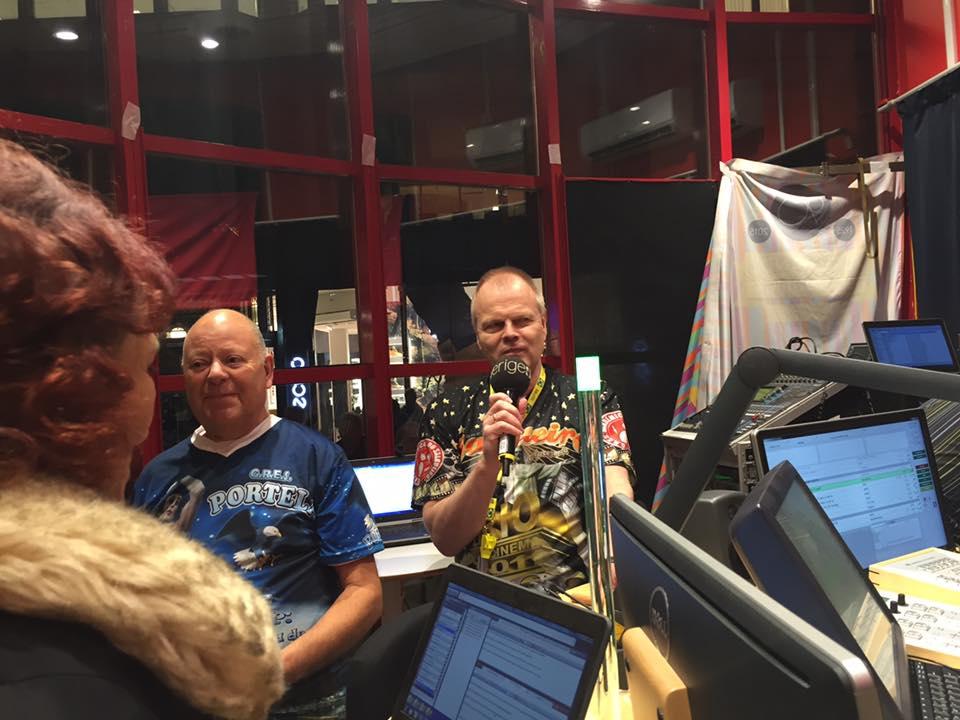Invigning Sveriges Radio P5