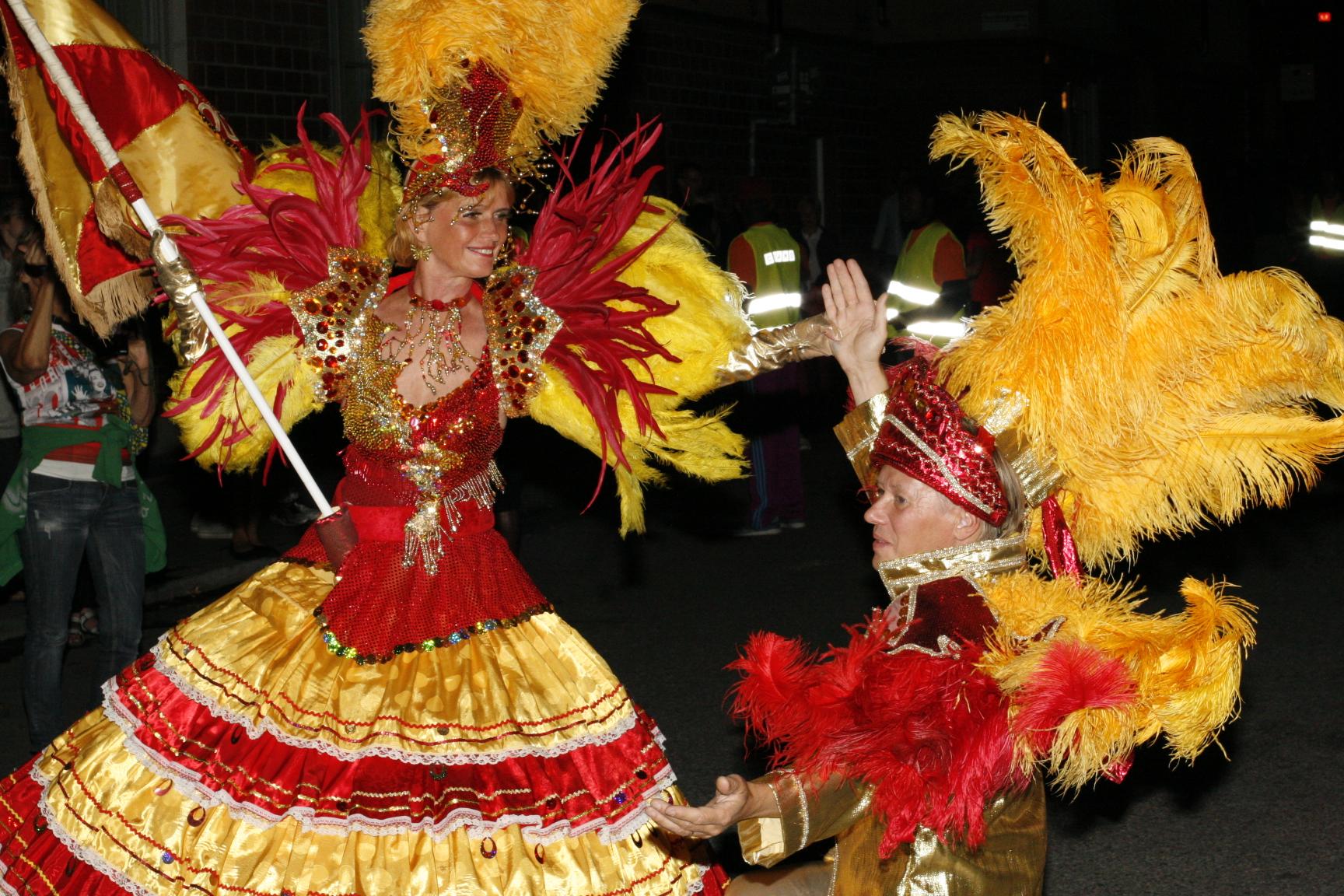 Karneval Midnattsloppet