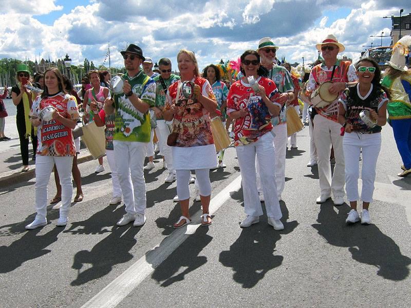 Brazilian Day desfile
