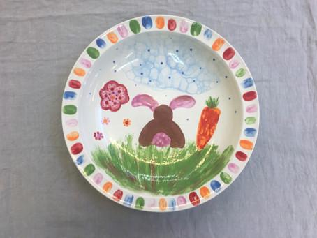 Hasenplatte / Bunny Platter