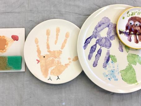 Handabdrücke / Handprints