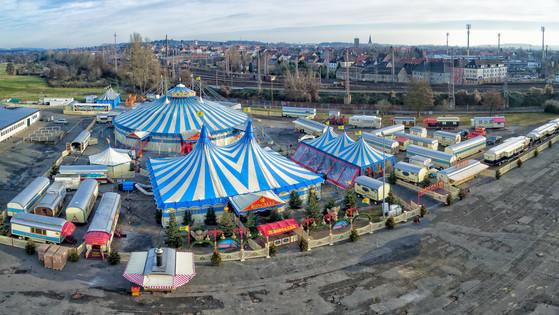 Circus Roncalli in Osnabrück