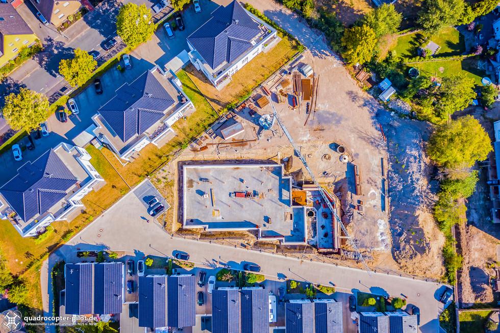 Baubegleitung mit dem Kopter