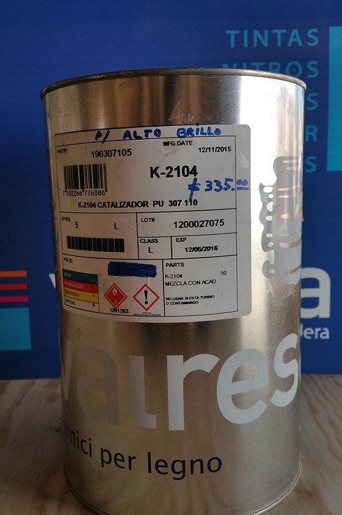 Catalizador PU K-2104