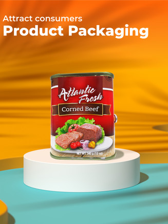 Ember Product Packaging