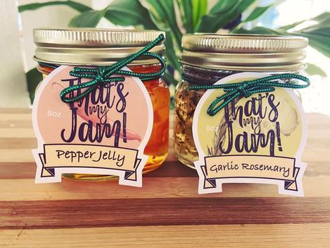 Branding for That's My Jam!
