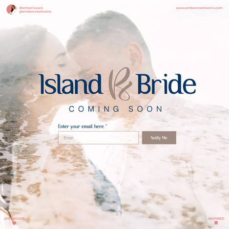 Island Bride Branding