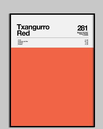 Txangurro Red