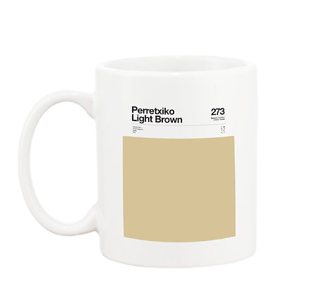 MUG  Perritxiko Light Brown