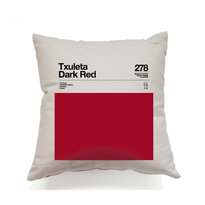 TXULETA DARK RED